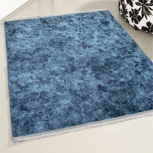 Caimas Caimas 2860 Wasbaar tapijt Modern blauw 160x230