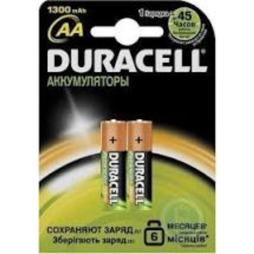 Duracell Duracell Rechargeable - AA 1300 2st