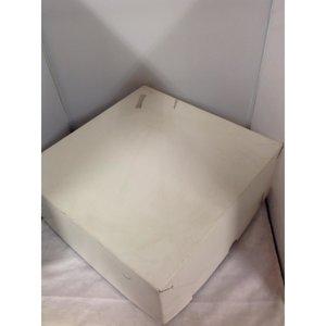 Onbekend Gebakdoos, Karton, 30x30x10cm