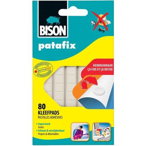 Bison Patafix  80 Kleefpads
