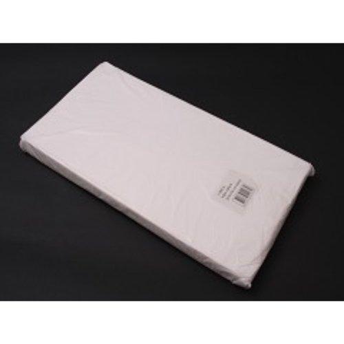Onbekend HDPE Zakken 14+4x35cm top quality 8 my 1000 st