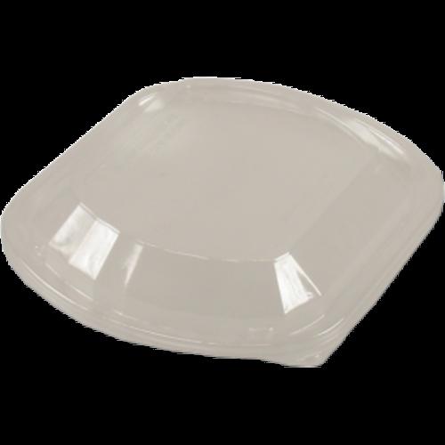KLNC Deksel, PP, rechthoekig,1vaks, KLNC 24x20x2.50mm, transparant 50st