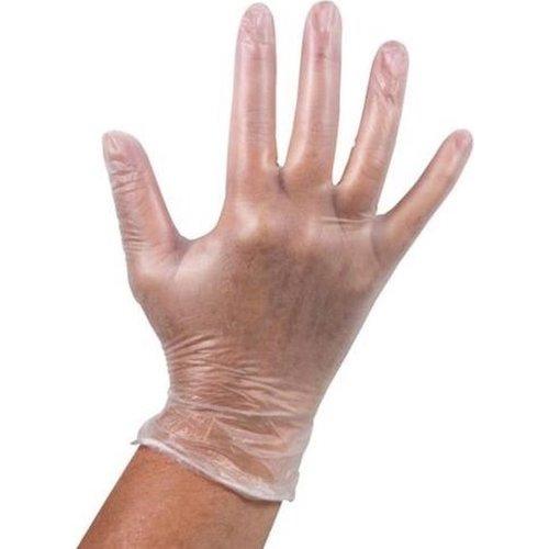 Disposable Vinly Gloves Poedervrij Large Handschoenen Wit 100stuks/doos