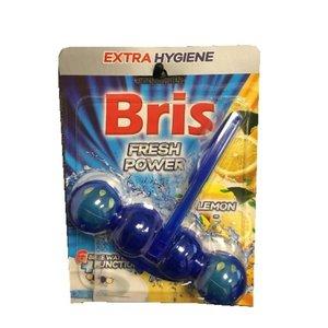 Bris Toiletreiniger Fresh Power Lemon 4 x 55gr