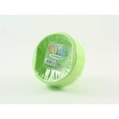 Dopla Plastic Soepkom Licht Groen  30st