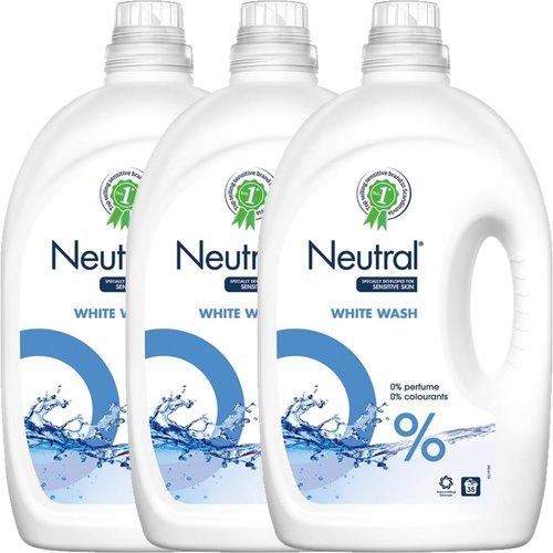 Neutral Neutral 0% Sensitive White Wasmidel 35 wasbeurten 2625 Liter