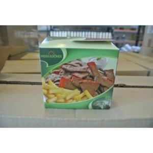 Mekka doner box 275st partij product
