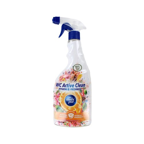 Ambi Pur Ambi Pur WC Active  Clean  Spray Citrus & Waterlilly 750ml