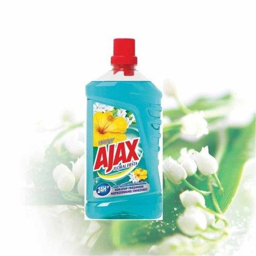 Ajax Allesreiniger Floral Fiesta Lagoon Flowers Huishoudreiniger  1000 ml
