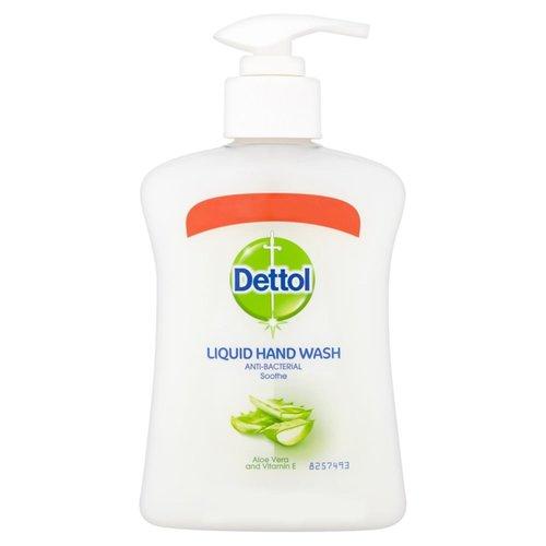 Dettol Dettol Anti-bacteriele  Vloeibare Pompzeep Alovera 250ml