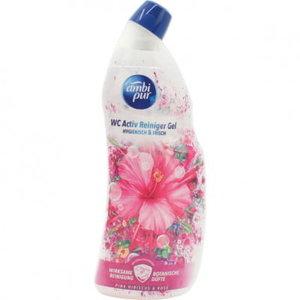 Ambi Pur Ambi Pur WC Active Gel  Pink Hibiscus & Rose 750 ml