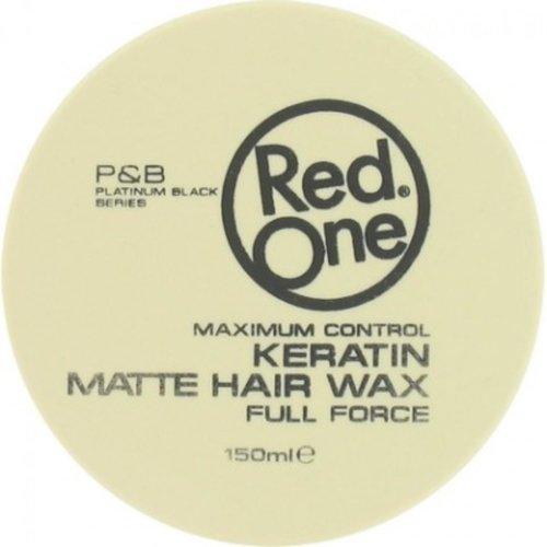 RedOne RedOne Full Force Aqua Hair Gel Wax Keratin 150 ml