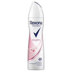 Rexona Rexona Deodorant Spray Women Biorythm 150ml