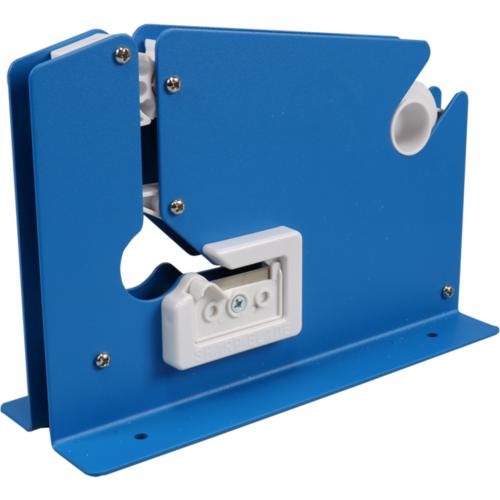 Onbekend Zakkensluiter met mes, 9mm,metaal blauw