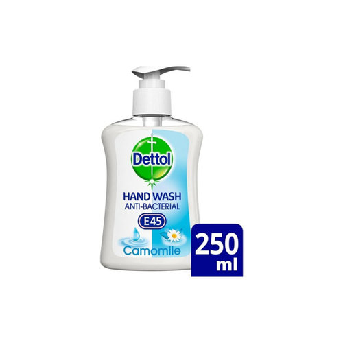Dettol Dettol Anti-bacteriele  Vloeibare Pompzeep Kamille  250 ml