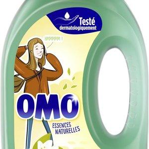 Omo Omo Vloeibaar Wasmiddel Jasmin & Fleur de Coton 27 sc 1350 ml