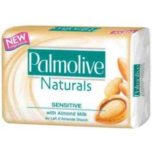 Palmolive Palmolive Zeep - Delicate Care Amandel 4 x 90 gr
