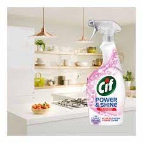 Cif Cif Antibacterial Cleaner Spray 700 ml