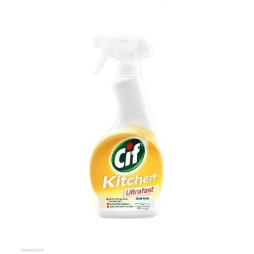 Cif Cif Kitchen Spray Ultra Fast 450 ml