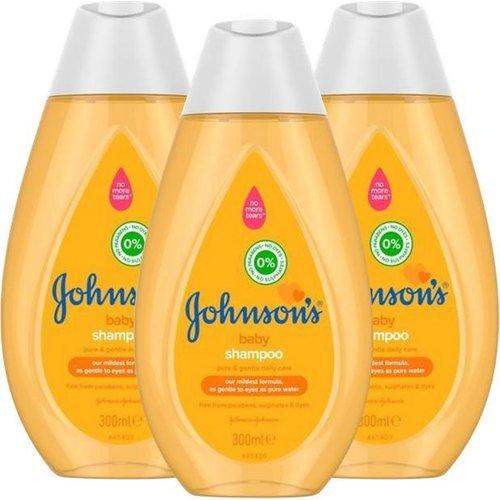 Johnson's Johnsons Baby Shampoo Regular  300 ml Doos 12 st.