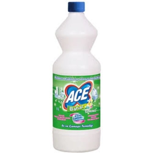 Ace  ACE bleekmiddel  1 liter – bleekmiddel Lente Spring