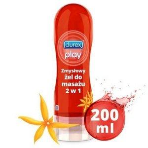 Durex Durex Playgel Massage  2 in 1 Sensual 200 ml