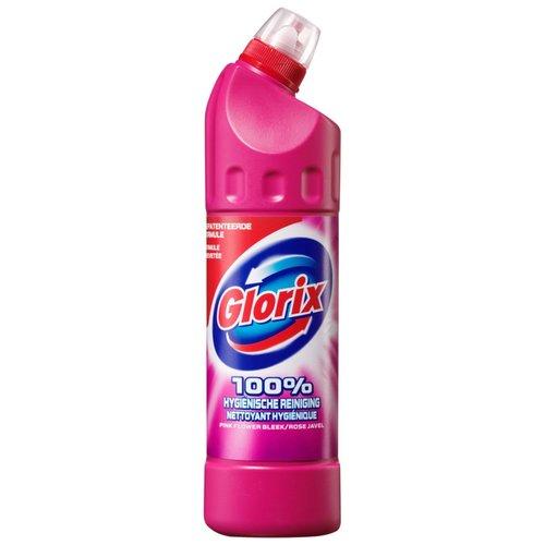 Glorix Glorix Toiletreiniger -Pink Power Bleek 750 ml