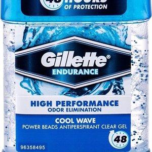 Gillette Gillette Stick High Performance Cool Wave  Antiperspirant Clear Gel 70ml