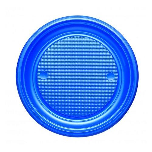Actuel  Borden Donkerblauw 22 cm 20st