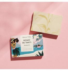 Monoi de Tahiti shampoo bar
