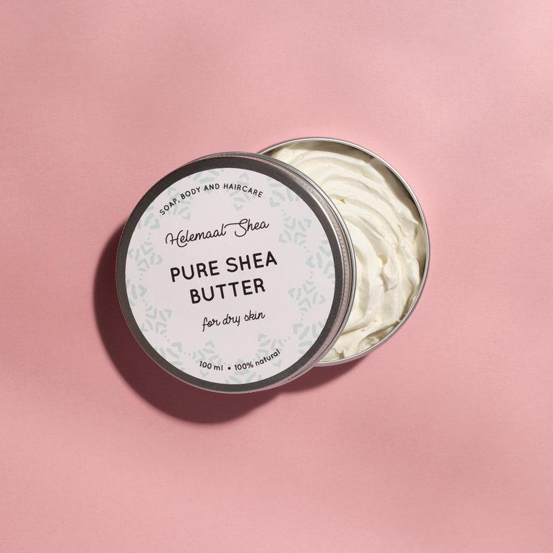 Pure Shea Butter - handmade