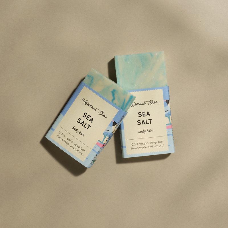 Sea salt soap - Mini