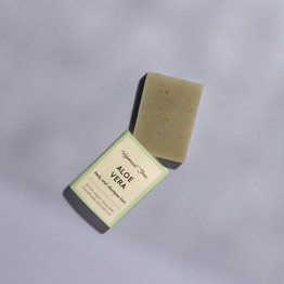 Aloe vera body and shampoo bar - Mini
