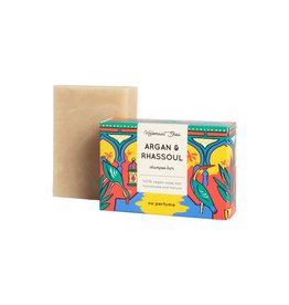 Argan & Rhassoul shampoo bar