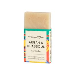 Argan & Rhassoul haarzeep - Mini