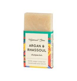 Argan & Rhassoul haarzeep - Mini