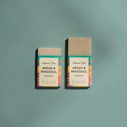 HelemaalShea Argan & Rhassoul shampoo bar - Mini