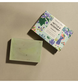 Nettle & Rosemary shampoo bar