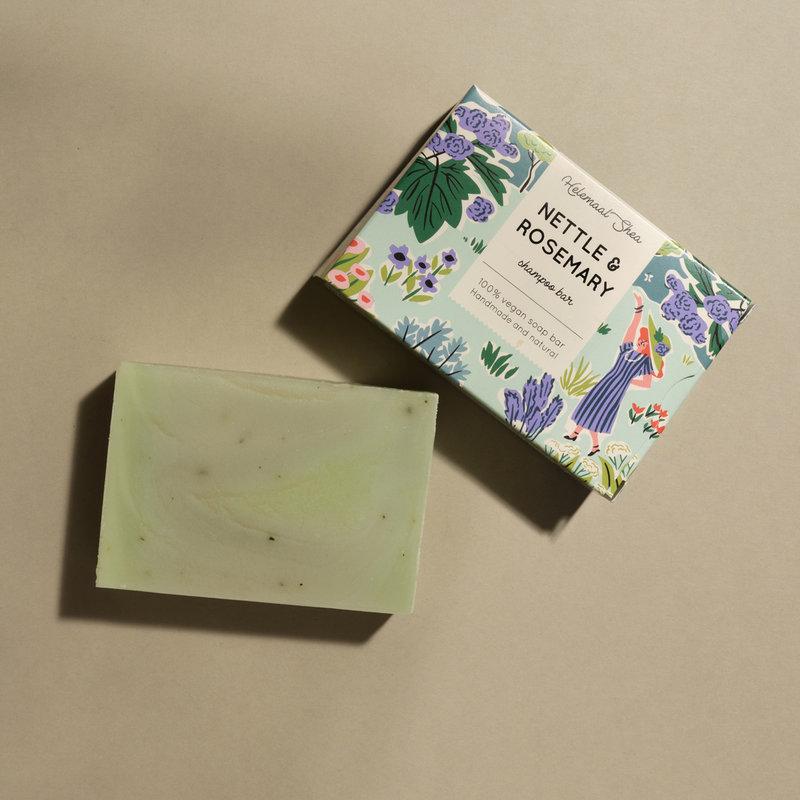 Feste Shampoo - Brennessel und Rosmarin