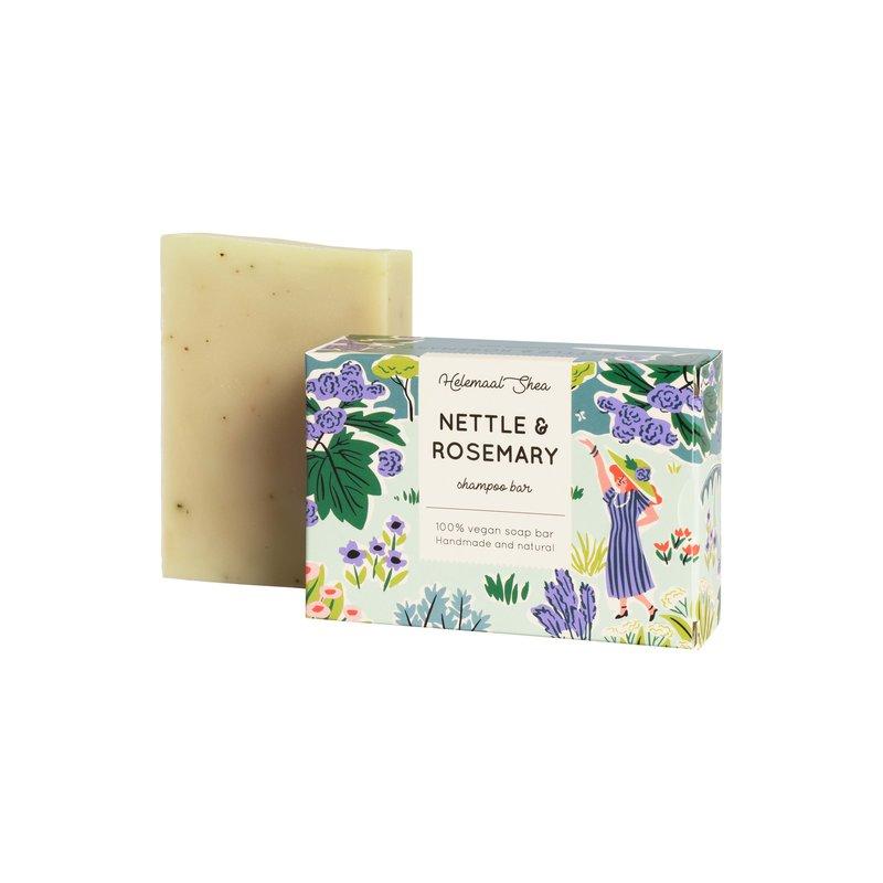 Nettle & Rosemary shampoo bar