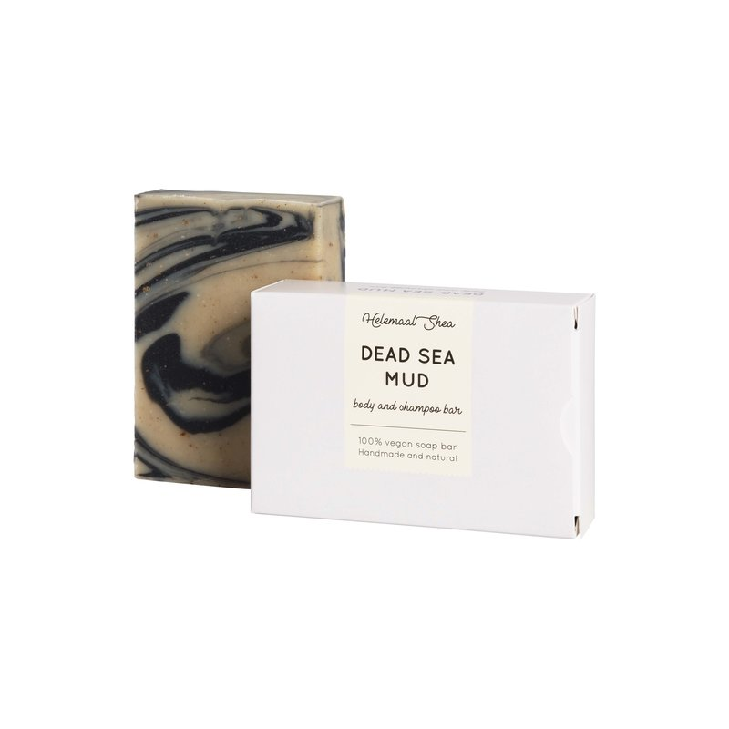 Dead Sea mud body and shampoo bar