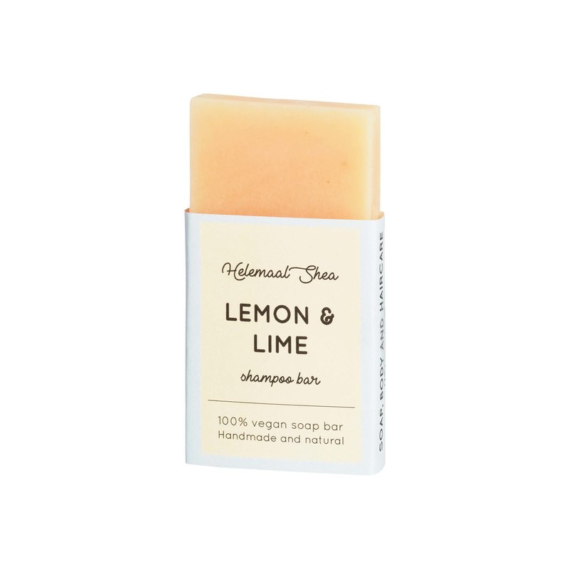 Lemon & Lime haarzeep - Mini