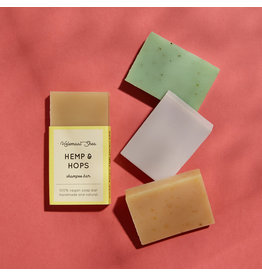 Trial set of 4 shampoo bars