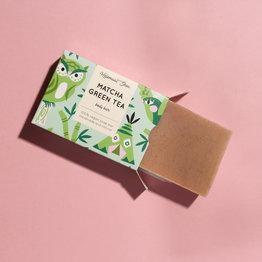 HelemaalShea Matcha Green Tea soap
