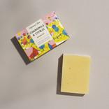 Kamille & Citrus haarzeep - shampoo bar voor vet haar