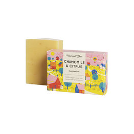 Chamomile & Citrus shampoo bar