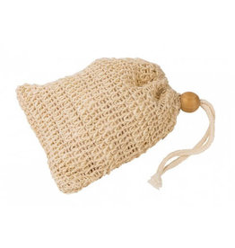 Croll & Denecke Sisal soap bag