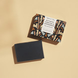 Activated charcoal & Lemongrass soap