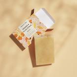 HelemaalShea Orange & Olive scrubzeep