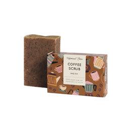 Kaffee Scrub seife
